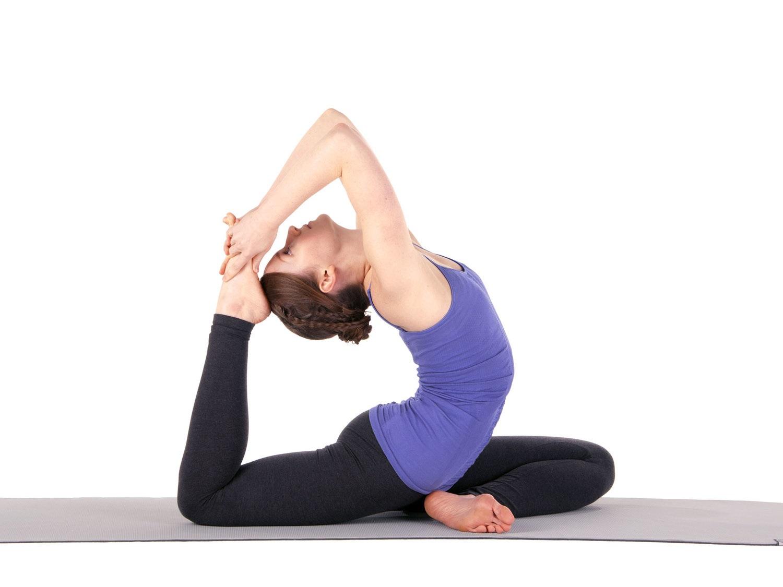 Yoga For Weak bones