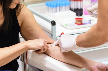 The importance of regular blood testing